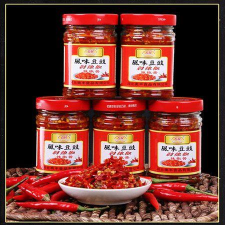 河北豆豉剁辣椒銷售