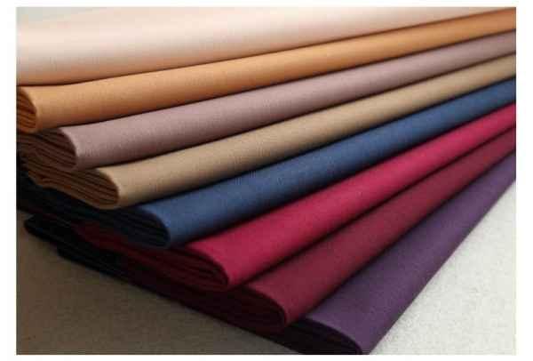 爱臣纺织TR坯布染色成品布