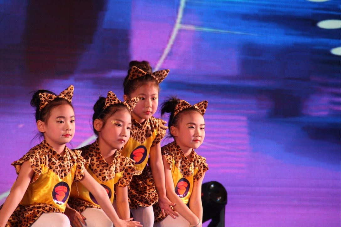 濟南少兒舞蹈培訓