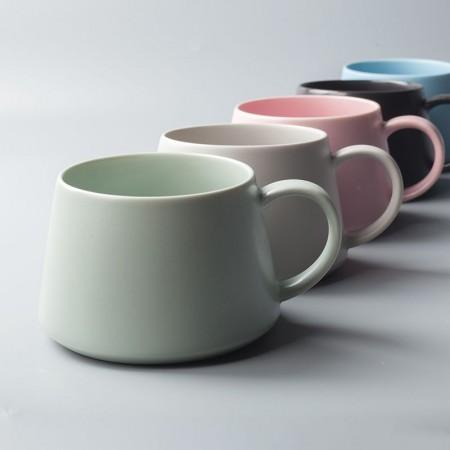 日式陶瓷马克杯