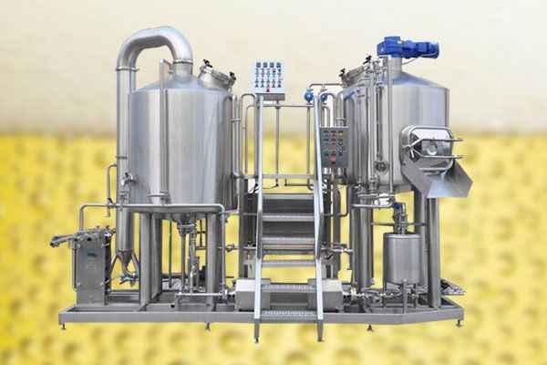 济南酒坊啤酒设备厂家直供