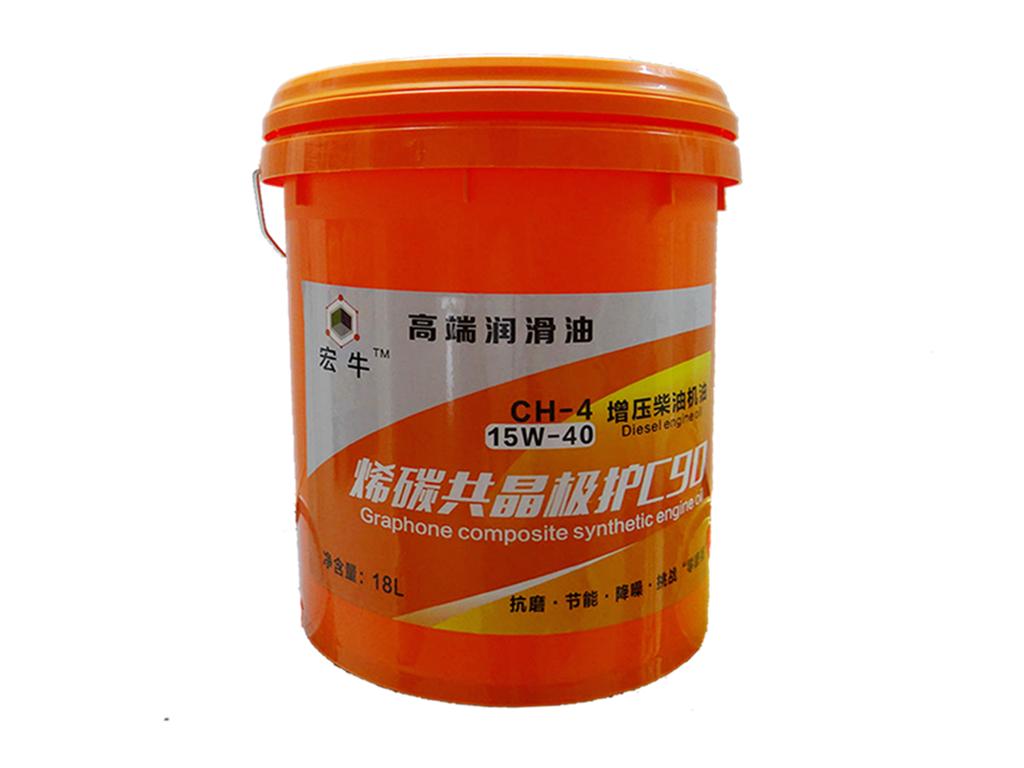 SAMNOX高性能合成抗磨柴油机油CH-418L厂家