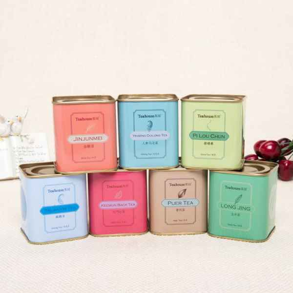 茶叶铁盒铁罐