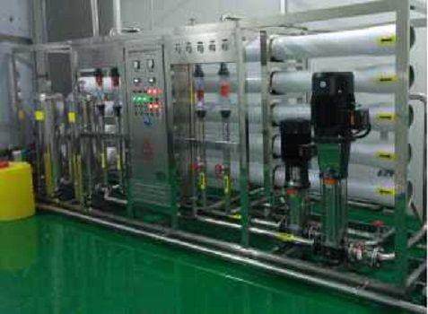 安陽礦泉水設備價格