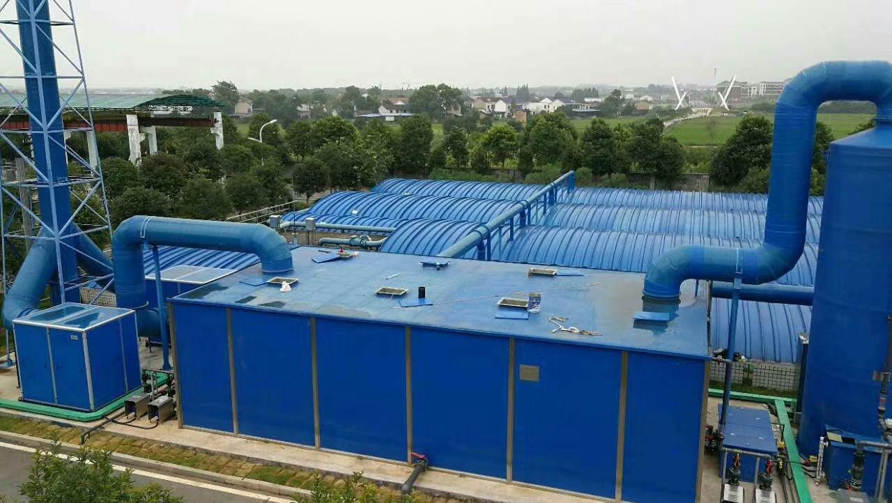 河南玻璃钢污水集气罩生产