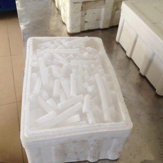 舞台柱状干冰销售价格