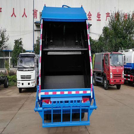 四川14方天錦壓縮垃圾車生產廠家