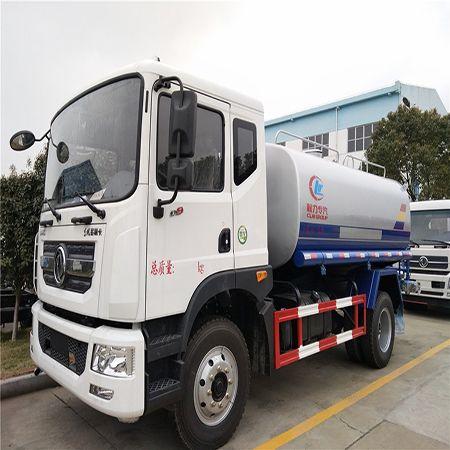 河南東風14噸灑水車報價