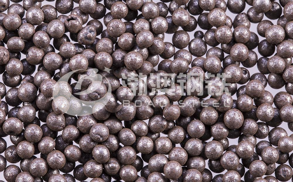 黑龙江低贝钢丸生产厂家