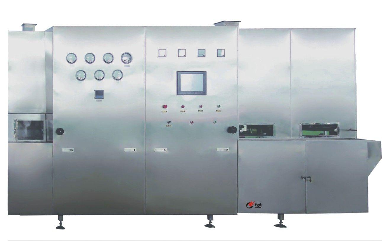 隧道式熱風循環烘箱