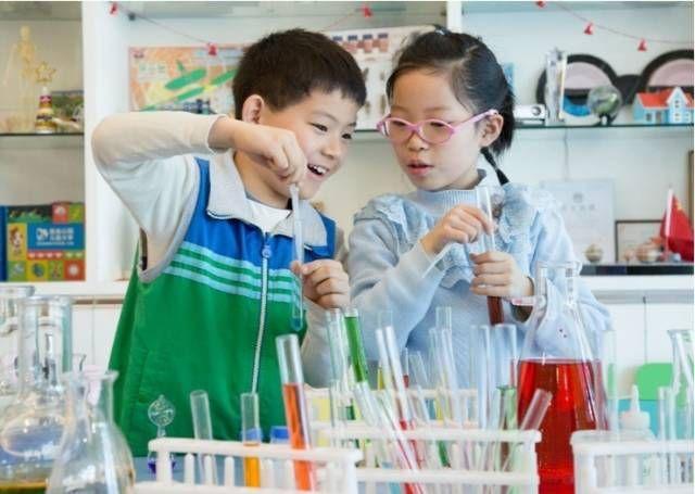 淄博兒童科學教育