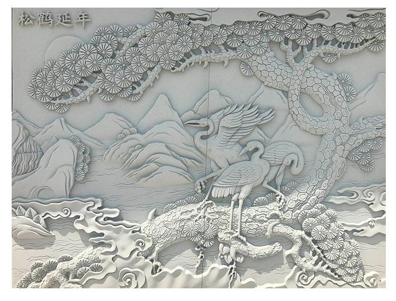 四川发泡陶瓷雕刻生产厂家