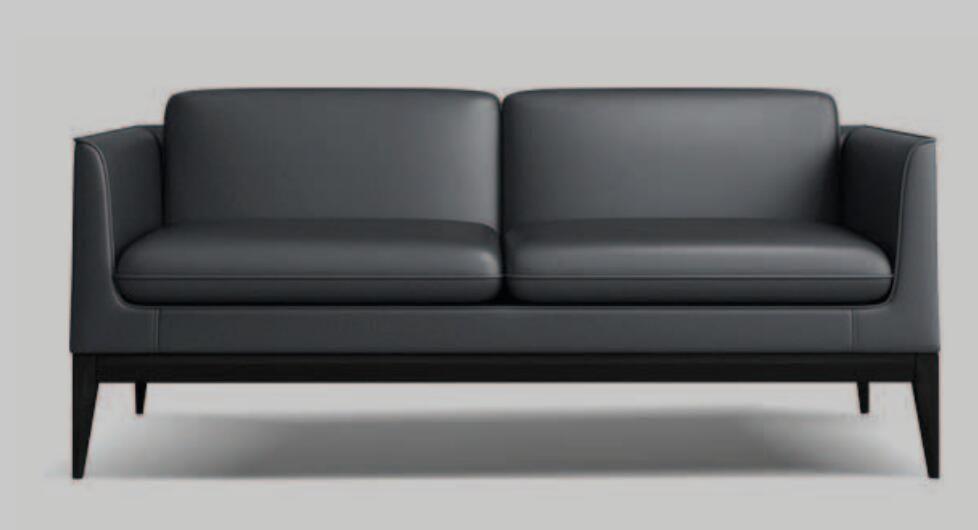 太原办公家具/办公三人沙发/现代单人沙发/牛皮沙发/休闲布艺沙发