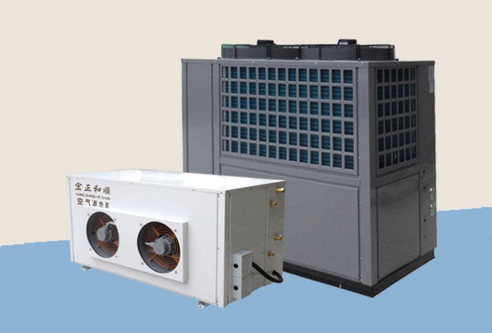 盛游空气能低温干化烘干机