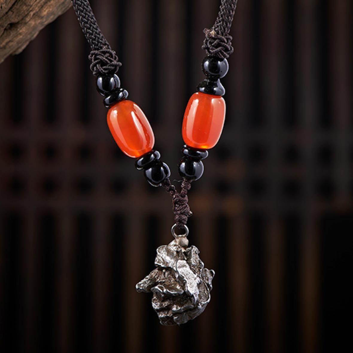 阿根廷隕石原石吊墜銷售