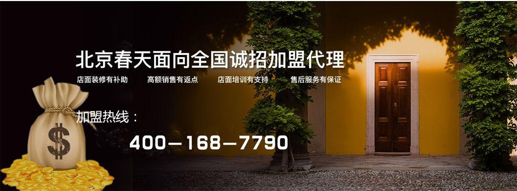 北京春天木门定制