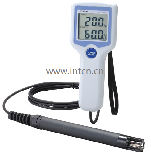 佐藤计量器制作所skSATO数字式温湿度计SK-110TRH系列