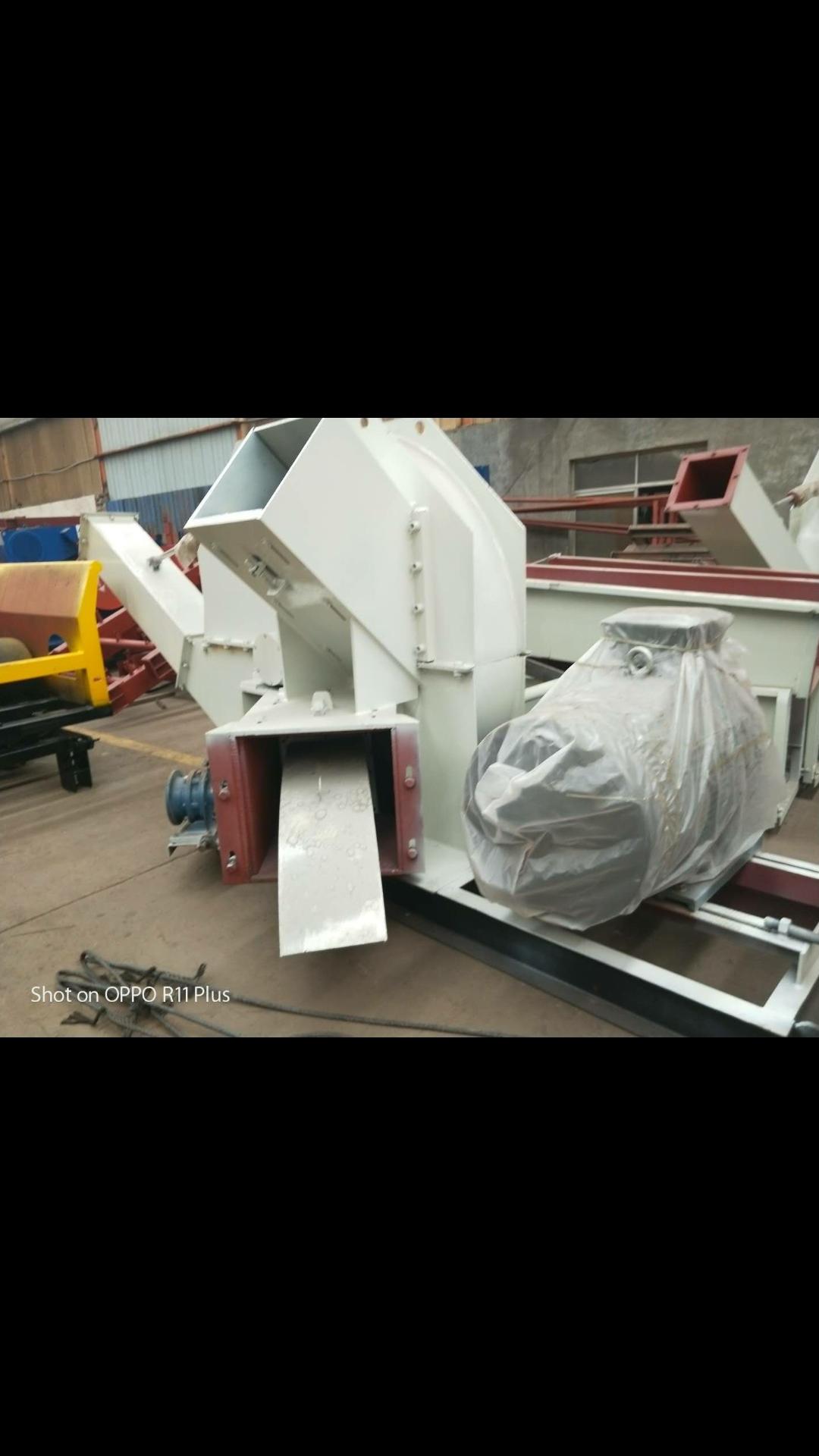 贵州HDPE管道粉碎旋切机