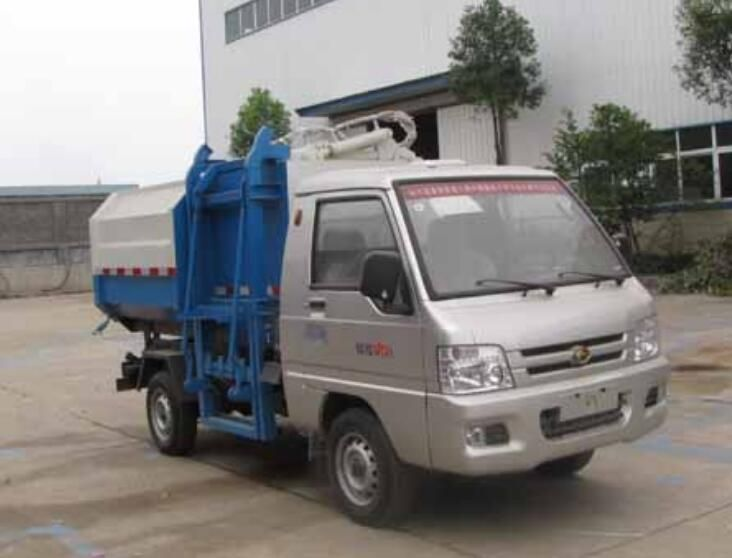 江西自装卸式垃圾车市场价格