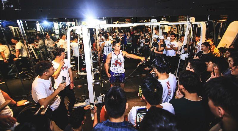 健身教練培訓中心