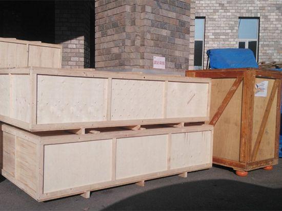 大連開發區定制常規包裝箱