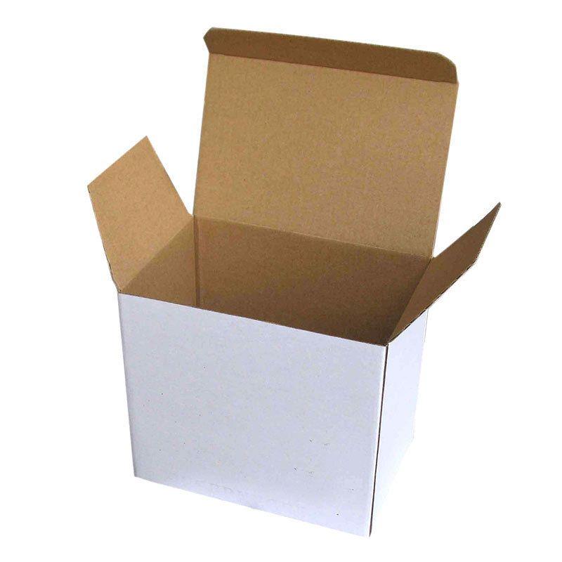 中山白色纸箱纸盒生产加工