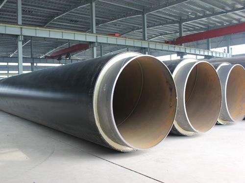 君业聚氨酯直埋保温管生产