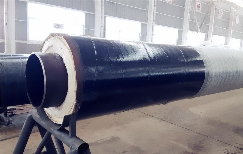 君业钢套预制直埋蒸汽保温管