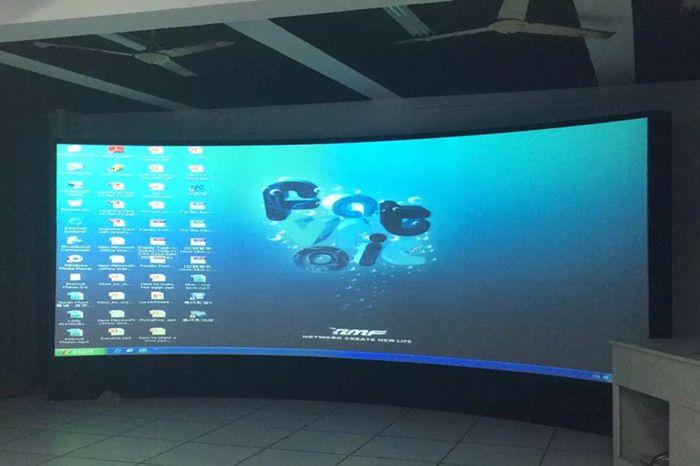 上海大屏幕边缘融合技术