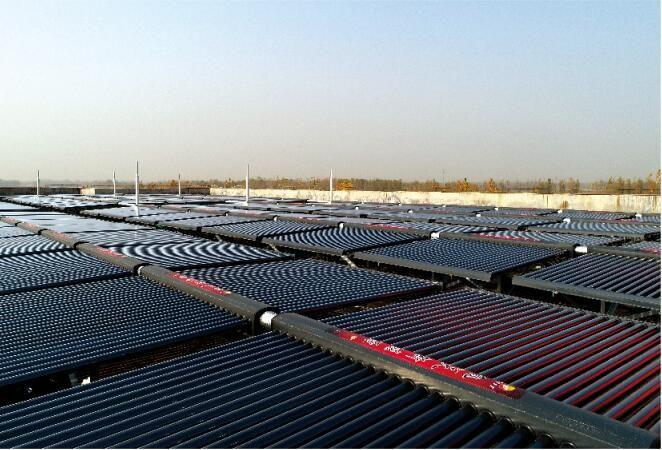 太陽能熱水系統設計