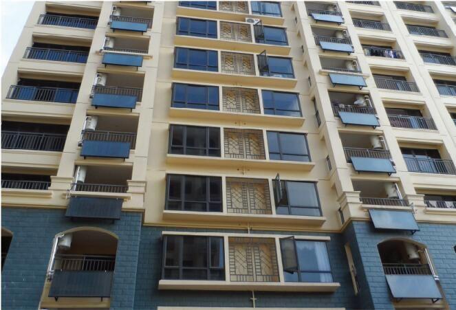 新疆平板阳台壁挂系统工程