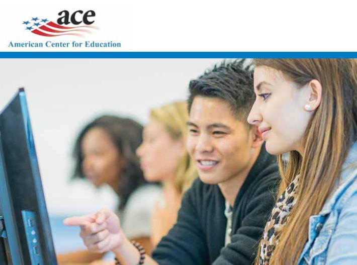 ACE美国学院留学招生信息