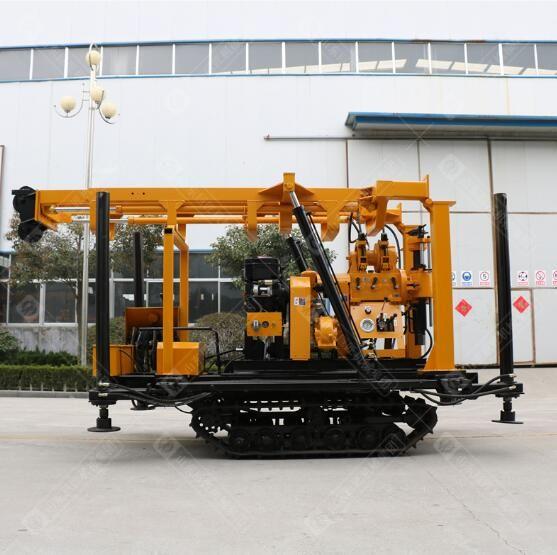 广西履带岩芯钻机生产商