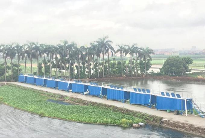 广东集装箱式养殖系统多少钱