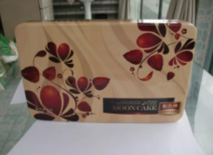 上海月餅禮盒鐵罐