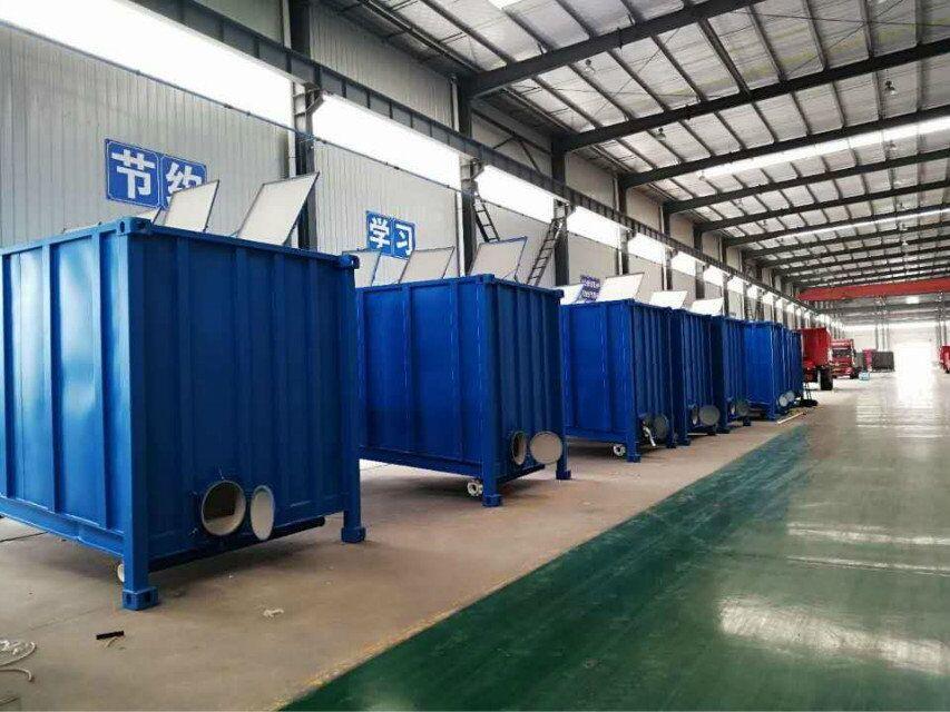 广东池塘岸基集装箱养殖系统设计