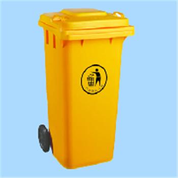 塑料移動垃圾桶