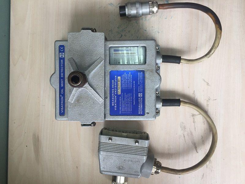 主機油霧濃度探測器