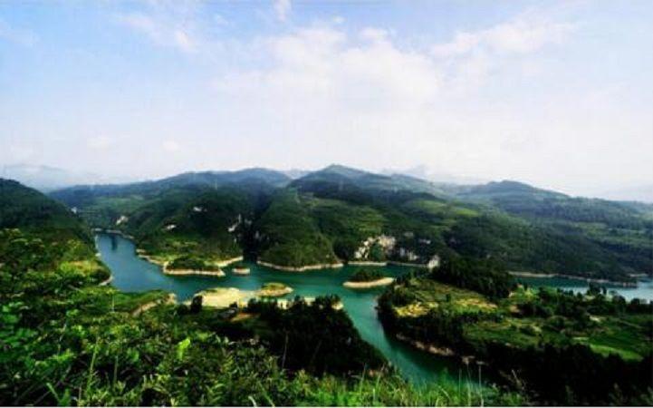 贵州清溪峡景点