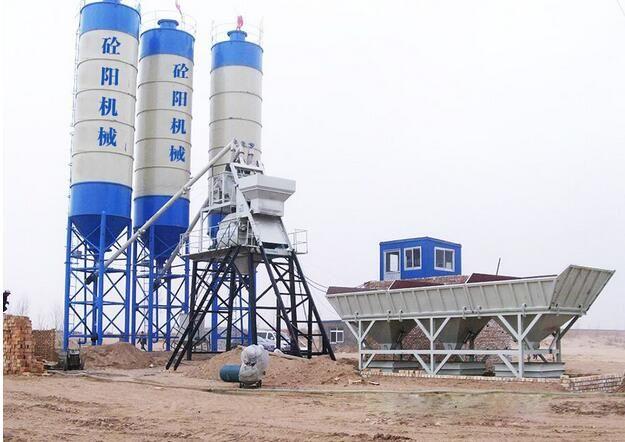 贵州HZS75混凝土搅拌站生产商