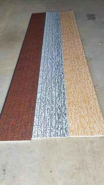 金属雕花板保温板