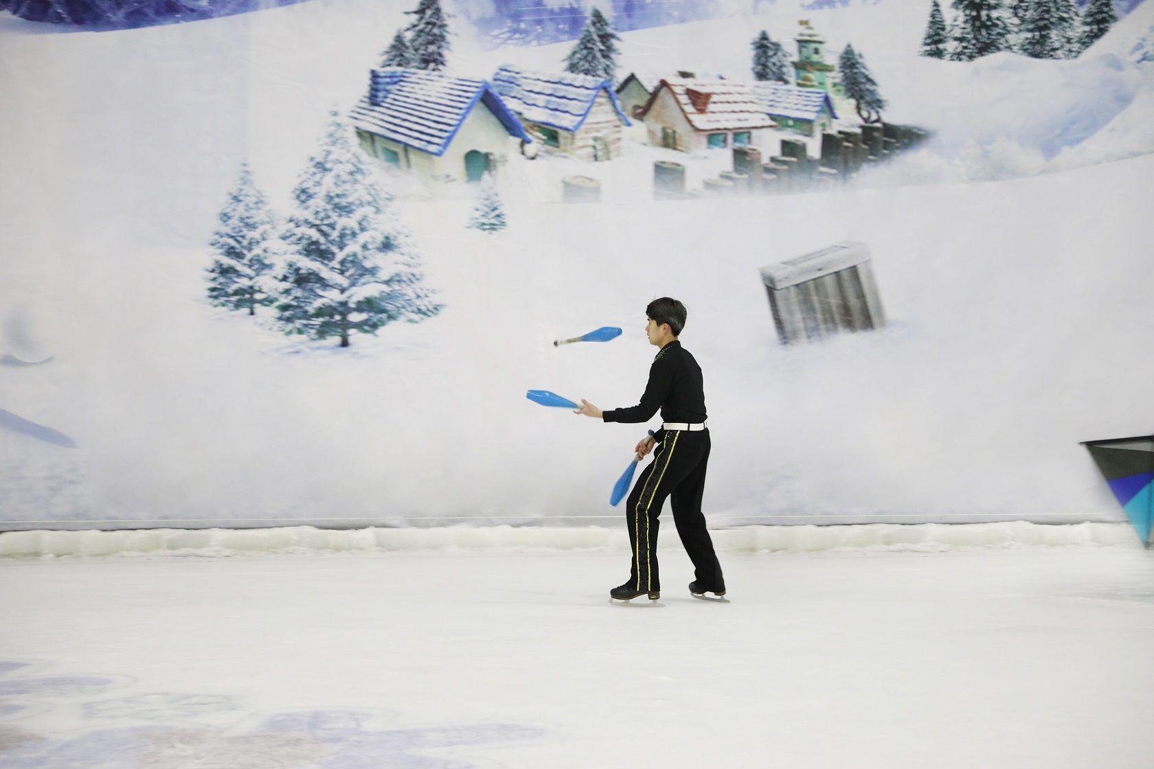 長沙滑雪場門票