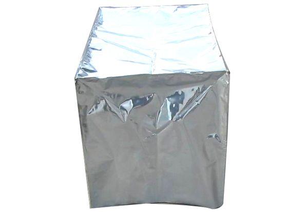 真空鋁箔包裝木箱