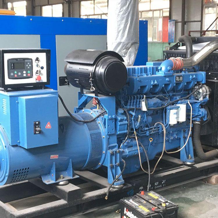 吉林潍柴200千瓦发电机多少钱