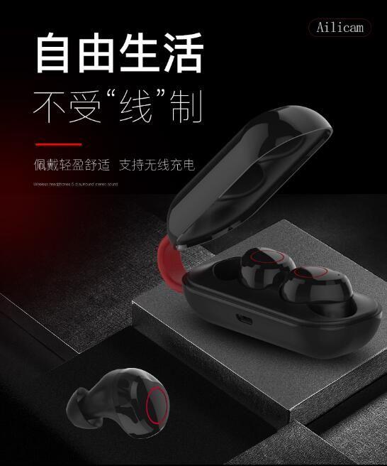 深圳全球對講藍牙耳機廠家直銷