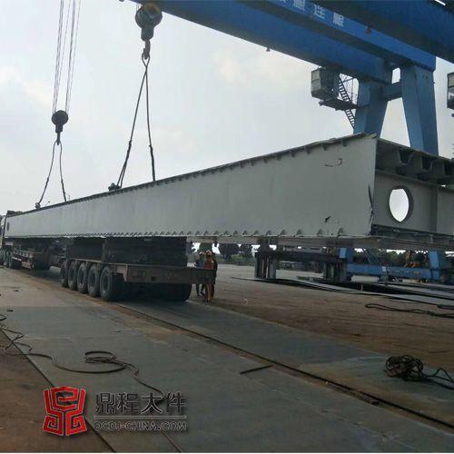 专业承接大型钢结构运输