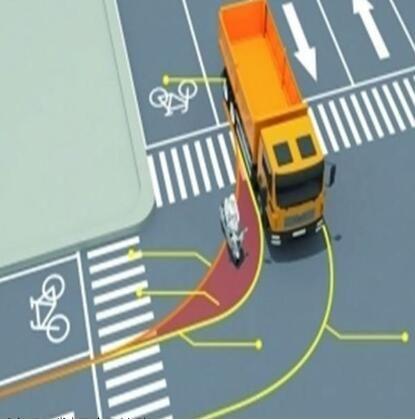 山西工程車盲區主動探測及防護系統供應