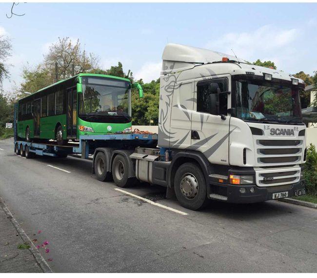 承接香港大型貨物運輸