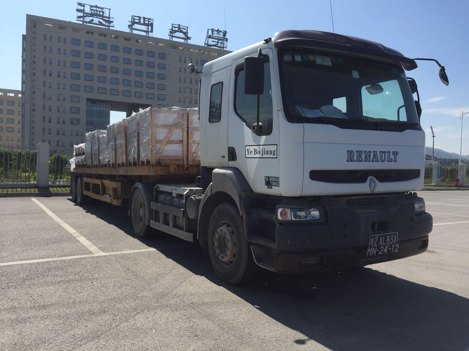 压力容器运输服务