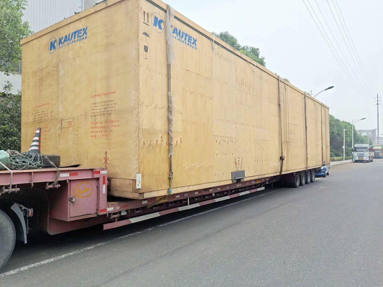 大型木箱设备运输服务